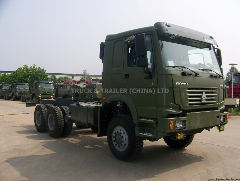 6 X6 All Wheel Drive Truck http://chinatrucktrailer.com/product/truck/all-wheel-drive-truck-military-truck/
